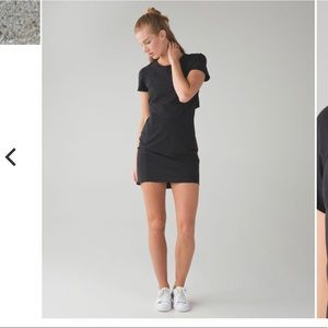 BNWOT Lululemon &go Endeavor Dress
